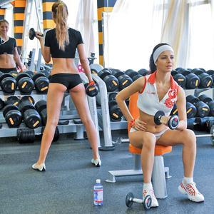 Фитнес-клубы Кимовска