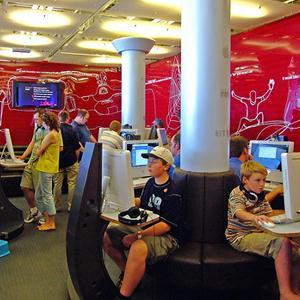 Интернет-кафе Кимовска