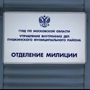 Отделения полиции Кимовска