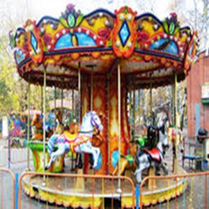 Парки культуры и отдыха Кимовска