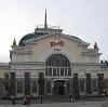 Железнодорожные вокзалы в Кимовске