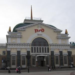 Железнодорожные вокзалы Кимовска